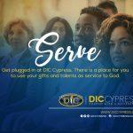 Serve at DIC